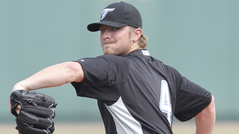 Kyle Drabek is scheduled to make his season debut on Saturday afternoon against the Twins.