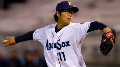 Seon Gi Kim has recorded 16 strikeouts over 12 innings in two starts.