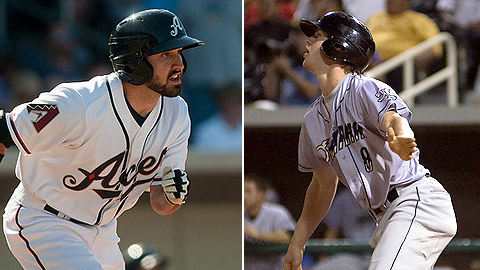 MVP Adam Eaton faces the RiverCats; Wil Myers meets the 'Topes.